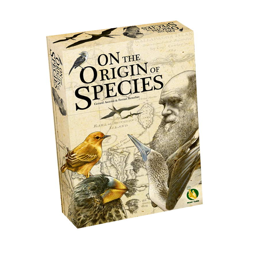 Imagen del juego On the Origin of Species